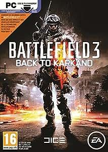 Battlefield 3 : Back to Karkand (code de téléchargement)