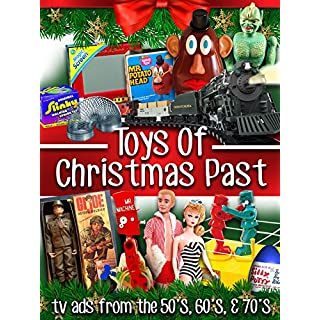 Toys of Christmas Past - TV Ads From the 50's, 60's, 70's