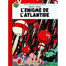 Blake & Mortimer Tome 7 - l'enigme de l'atlantide- Collection Le Soir