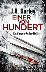 Einer von hundert (Ein Carson-Ryder-Thriller 1)