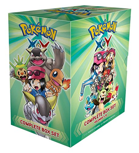 Pokemon X & Y, Complete Box Set