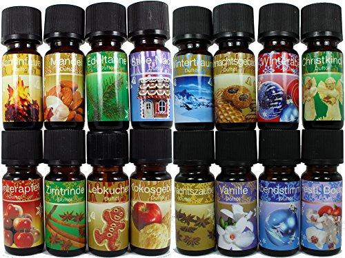 Olio Essenziali Profumato Concentrato 16