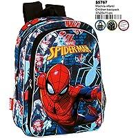 Spiderman Radioactive - Mochila infantil 37 cm (Perona 55767)