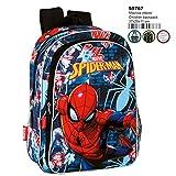 Montichelvo Montichelvo Children Backpack Spm Radioactive Bolsa escolar, 37 cm, Multicolor (Multicolour)