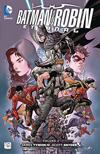 Batman & Robin Eternal Volume 2 (Batman and Robin Eternal, Band 2)