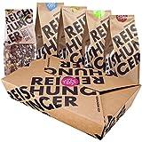 Reishunger Fitness Box - Die besten Reis- und Getreidesorten für eine ausgewogene Sportler Ernährung aus biologischem Anbau - Perfekt als Geschenk