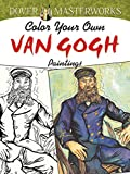 Unbekannt Dover Masterworks: Color Your Own Van Gogh Paintings