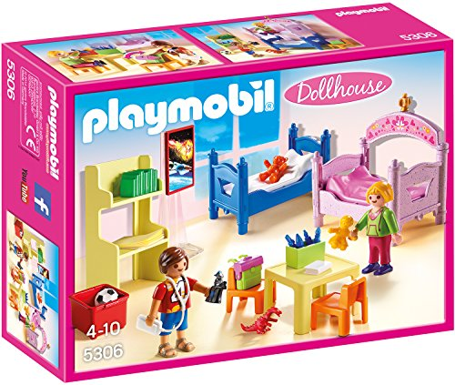 Preisvergleich Produktbild Playmobil 5306 - Buntes Kinderzimmer