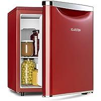 Klarstein Yummy - réfrigérateur congélateur, réfrigérant R600a, 41 dB, 1 x clayette métallique, bac collecteur…