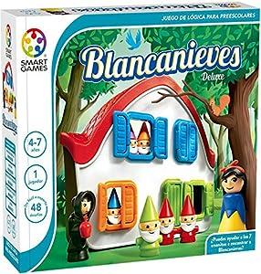 Smart Games- Blancanieves Deluxe, Juego de ingenio (Ludilo SG024ES)