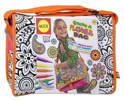 Alex Toys Colour a Flower Bag