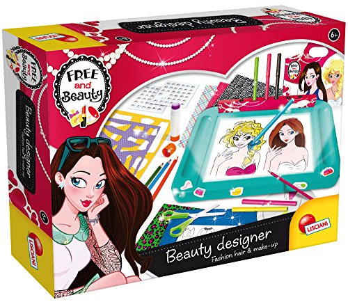 Lisciani Giochi Free And EAUTY 63802-Free Beauty Designer, 63802