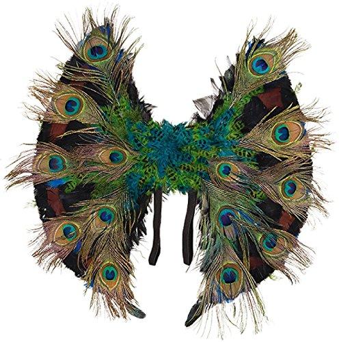 Pfauenflügel Vogelflügel (Pfau Kostüme Flügel)