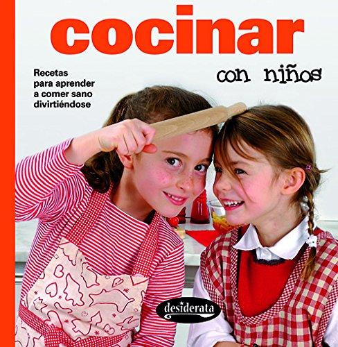 Cocinar con niños por AA.VV.