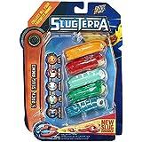 Slugterra - Blíster Burpy, Bludgeon, Doc V1, Spooker v1, Nightgeist (Giochi Preziosi 83433), modelos surtidos