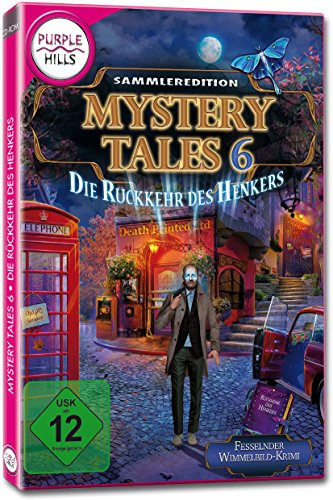 Mystery Tales 6 - Rückkehr des Henkers Sammleredition [Windows 10/8/7]