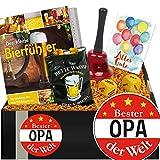 Bester Opa | Geschenkbox Biergenuss | Geschenk an Opa