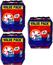 SURF EXCEL VALUE PACK(PACK OF 3)- 2400GM- BY SHLEYROYAL