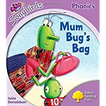 Oxford Reading Tree Songbirds Phonics: Level 1+: Mum Bug's Bag