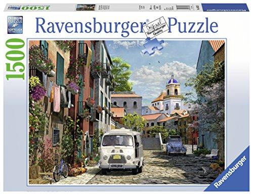 Preisvergleich Produktbild Ravensburger 16326 - Idyllisches Südfrankreich, 1500 Teile Puzzle