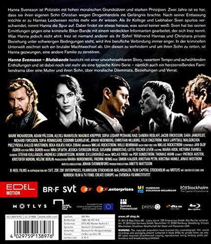 Hanna Svensson - Blutsbande [Blu-ray]: Alle Infos bei Amazon