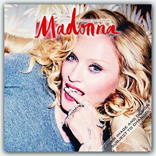 Madonna 2017 Calendar