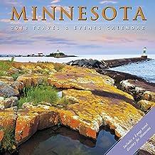 Minnesota 2018 Wall Calendar