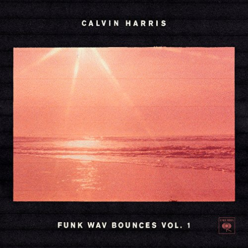 MP3-Cover 'Funk Wav Bounces Vol.1' von Calvin Harris