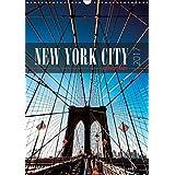 New York City Jahresplaner 2017 (Wandkalender 2017 DIN A3 hoch): Durch das Jahr mit abwechslungsreichen, typischen New Yorker Motiven. (Monatskalender, 14 Seiten ) (CALVENDO Orte)