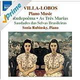 Villa-Lobos: Piano Music, Vol. 6