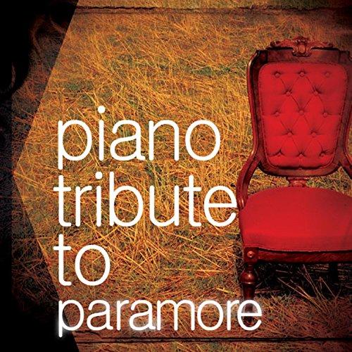 Paramore Piano Tribute [Explicit]