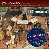 Ward: Consort Music for Five and Six Viols /Phantasm