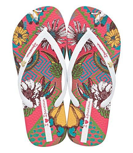 IPANEMA Ipanema I Love Tribal FEM 8691 pink/white