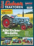 Typenkatalog Eicher-Traktoren: TRAKTOR CLASSIC SPECIAL -