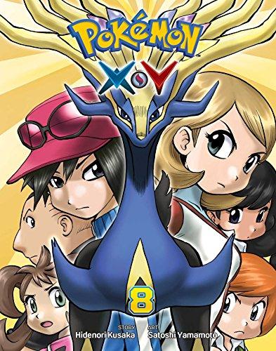 Pokémon X•Y, Vol. 8 por Satoshi Yamamoto