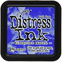 Ranger July Distress Ink Pad Blueprint Sketch preiswert