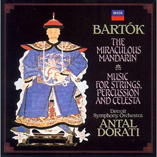 Bartok:the Miraculous Mandarin