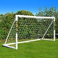 FORZA - wetterfestes Fußballtor 2,4 x 1,2 m. 1 Jahr Garantie! [Net World Sports]