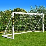 Net World Sports FORZA - wetterfestes Fußballtor 2,4 x 1,2 m. 1 Jahr Garantie