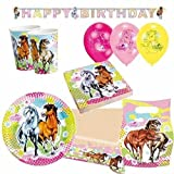 Pink Charming Horse Ultimate Party Kit