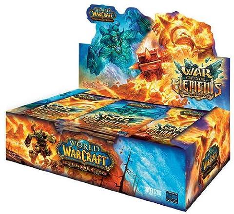 Upper Deck - World Of Warcraft JCC - 1 Booster War of the Elements VF