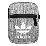 adidas Fest Bag Casual Tasche, Schwarz-(Negro, NS