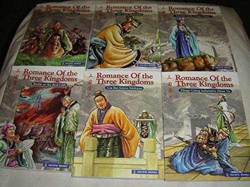 Romance of the Three Kingdoms (English Language Edition)