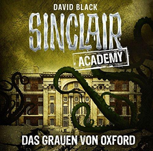 Buchseite und Rezensionen zu 'Sinclair Academy' von David Black