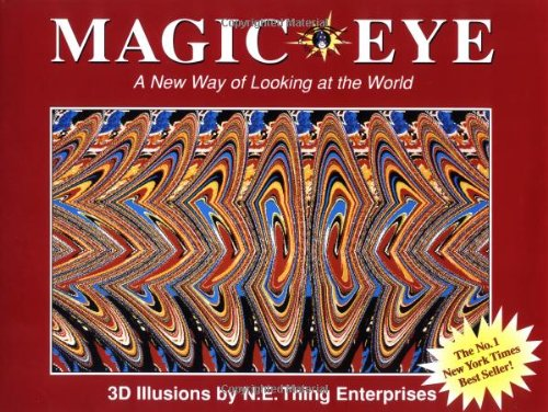 Magic Eye: A New Way of Looking at the World por Cheri Smith