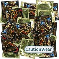CautionWear Dark Desire - 50 Kondome für den perfekten Sitz preisvergleich bei billige-tabletten.eu