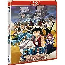 One Piece. Película 8. La Saga Del Arabasta. Los Piratas Y La Princesa Del Desierto Blu-Ray