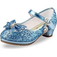 Sandals Princess Shoes Girls Sequin Shoes Dance Birthday Party Sandals Special Occasion Shoes