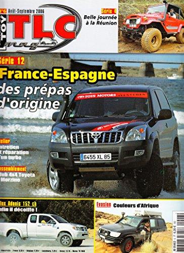 tlc-mag-toyota-land-cruiser-magazine-france-espagne-des-prepas-dorigine-couleurs-dafrique-6-ausgabe
