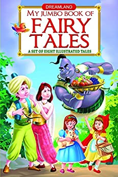 Fairy Tales (My Jumbo Book) by [Dreamland Publications]